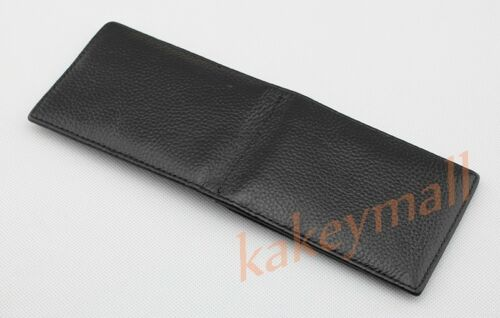 Leather Car Driving License Package Credit ID Card Holder Bag Case Accessories