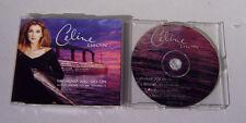 Single CD Celine Dion - My Heart will go on 1997 4 Tracks Titanic  MCD C 5