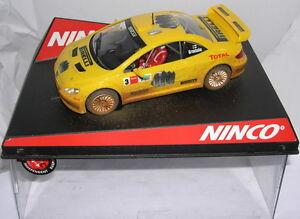 """Elektrisches Spielzeug Kinderrennbahnen Ninco 50367 Slot Car Peugeot 307 Wrc #3 Pirelli """"schlamm"""" M.grÖnholm Mb Durable In Use"""