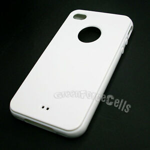 Pure-White-TPU-Soft-Silicone-phone-case-Skin-cover-For-Apple-iPhone-4-4S-4GS