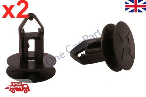 2x Vauxhall Opel Renault Montage Pare-chocs Clips Pression Clips 93198738