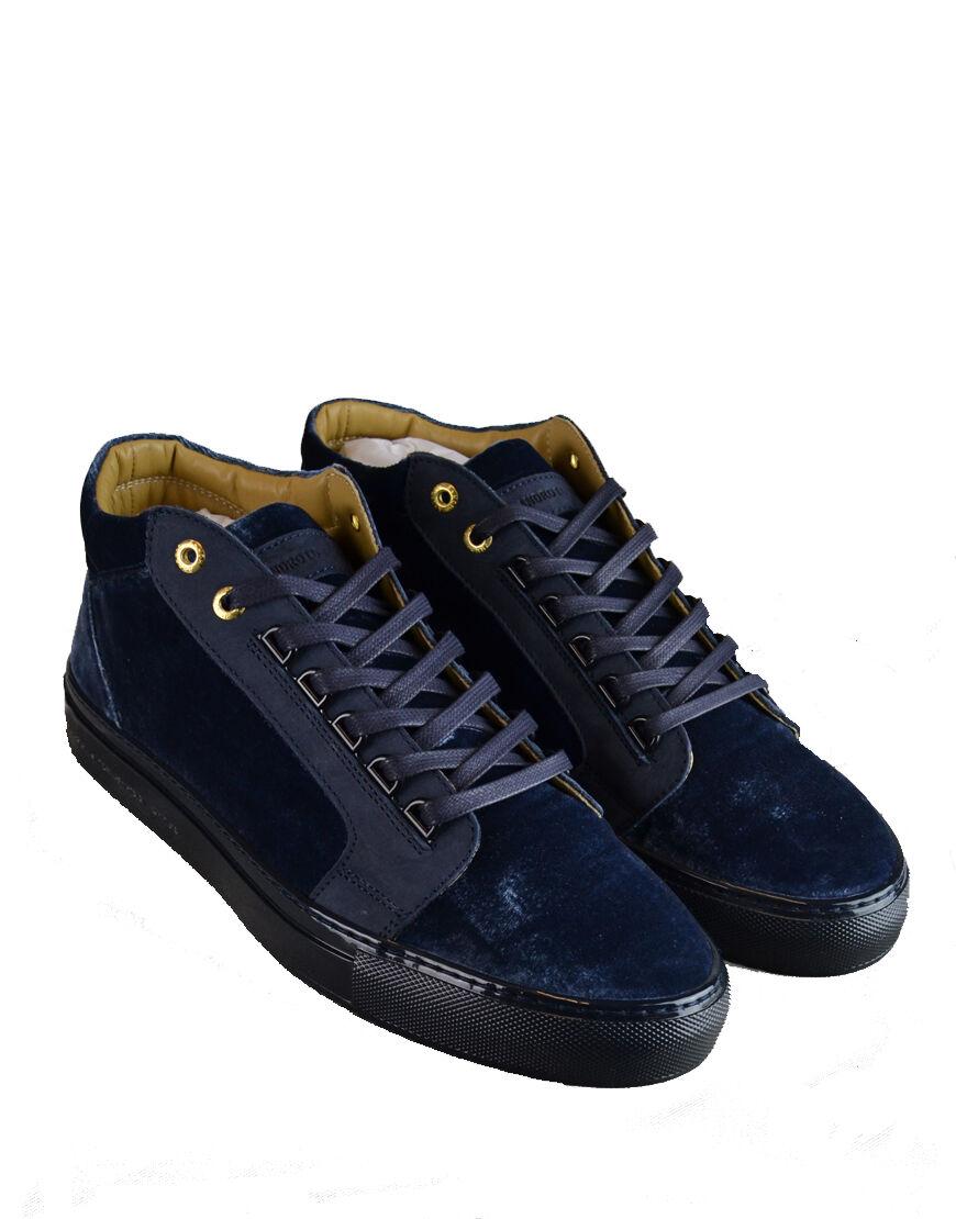 Hombre Android Hombre 'Propulsión' Azul Media Superior Zapatillas Azul 'Propulsión' Marino d6fb92