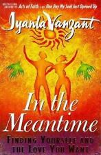 IN THE MEANTIME by Iyanla Vanzant paperback book FREE SHIPPING find yourself