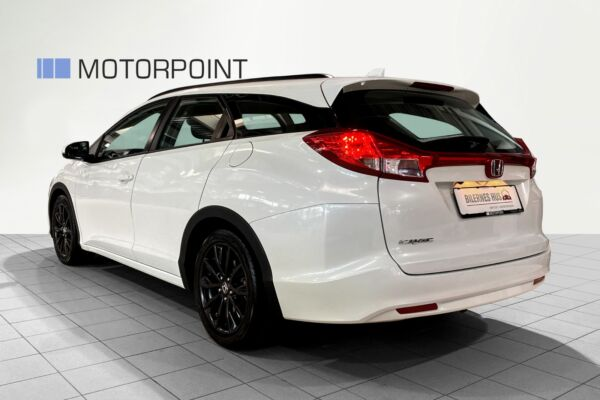 Honda Civic 1,8 i-VTEC Sport Tourer - billede 2