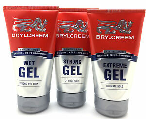Brylcreem-Original-Mens-Grooming-Wet-Stron-amp-Extreme-Look-Gel