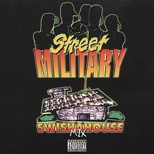 STREET MILITARY - Swishahouse Mix - CD ** Like New - Mint **
