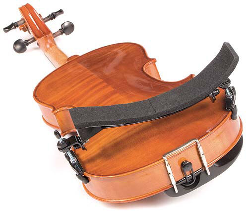 bonmusica 3 4 violin shoulder rest fast for sale online ebay. Black Bedroom Furniture Sets. Home Design Ideas