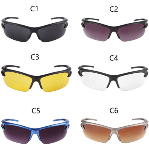 Cycling Bike Goggles Eyewear Glasses Outdoor Sports Fishing Sunglasses New UV400