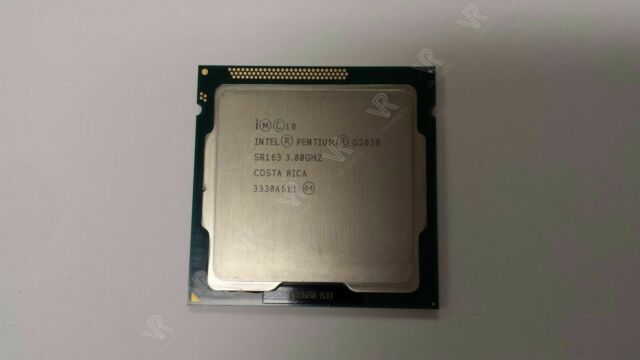 Intel Pentium Dual-Core G2030 CPU Processor 3.0GHz LGA1155 SR163