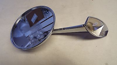 65 66 Chevy Chevrolet Impala /& Caprice Driver Outside Mirror,Left Side 1965 1966