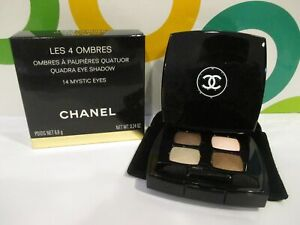 da8db18d2599 CHANEL ~ LES 4 OMBRES QUADRA EYE SHADOW ~   14 MYSTIC EYES ~ 0.24 OZ ...