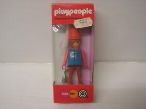 Rare - Boite Cristal Playmobil Playpeople System État Neuf Princesse Médiévale