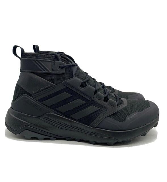 Adidas PW Terrex Trail Maker Mid (Men's Size 10.5) Goretex Boots Sneaker Black