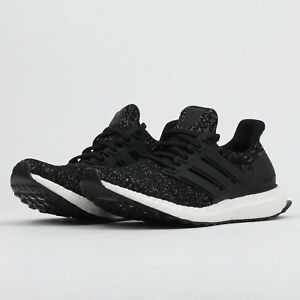 Adidas Women's Running Ultra Boost 3.0 Core Black Shoes 6.5 7 7.5