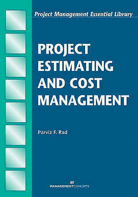 1 of 1 - Project Estimating and Cost Management-ExLibrary