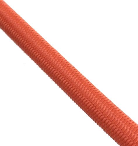 Flexibel Abriebfest UV 8mm Gummiseil Elastisch Seil Gummiseil