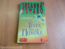 romanzo LA TESTA FRA LE NUVOLE  SUSANNA TAMARO SUPERPOCKET 1989