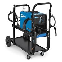 Miller Millermatic 125 Hobby Mig Welder With Cart (951678) on Sale