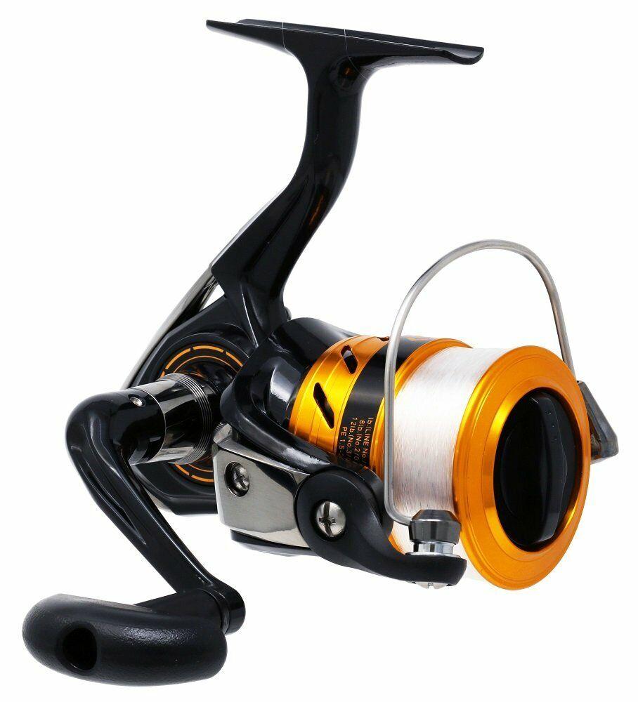 Daiwa Pesca Daiwa Daiwa Spinning Cocheretes de giro Mundial 17 2500 50417