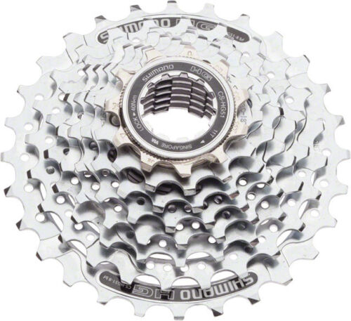 SHIMANO ALIVIO CS-HG51 HYPERGLIDE 8 SPEED---11-28T MTB BICYCLE CASSETTE