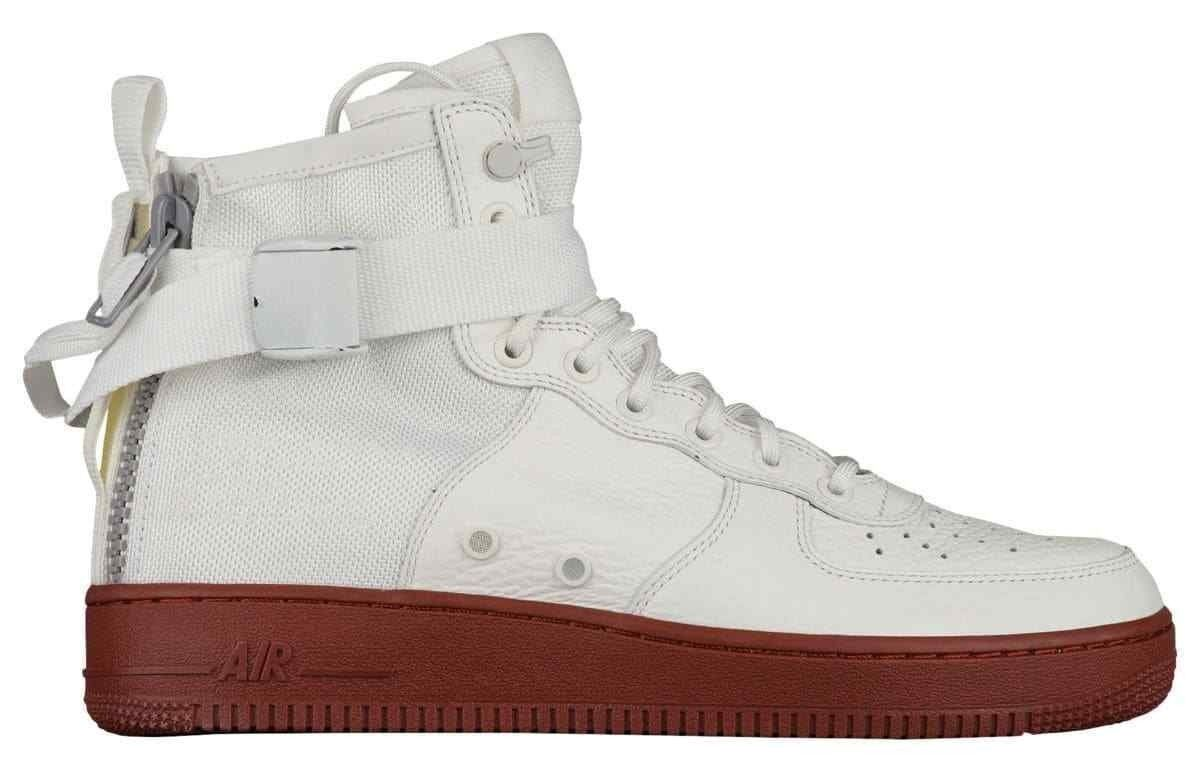Nike Air Force 1 SF AF1 Mid SZ  11  Ivory Mars Stone Special Field 917753-100
