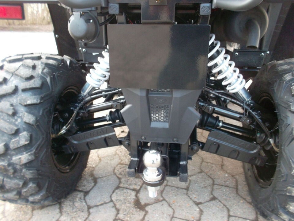 Linhai ATV 500 cc - kan indregistreres som trak...