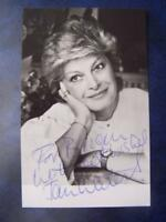 Jan Waters  - Autograph (BL2) 5.5 x 3.5 inch