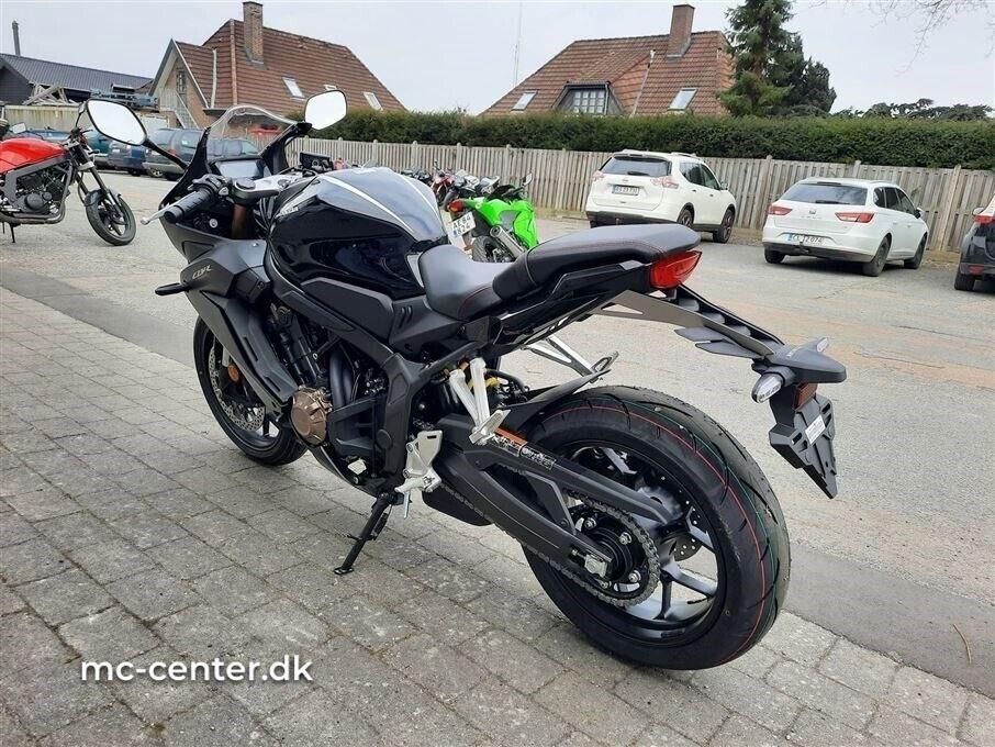 Honda, CBR 650 R, ccm 649