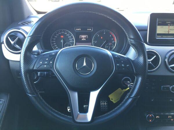 Mercedes B180 1,5 CDi billede 12
