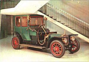 CARTOLINA-PANARD-amp-LEVASSOR-X-17-SS-1912-AUTO-D-039-EPOCA-1970