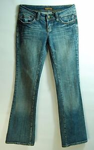 Low-Rise-FLARE-LEG-Plush-ORANGE-Pocket-Stitching-ZANA-DI-ZD-Jeans-5