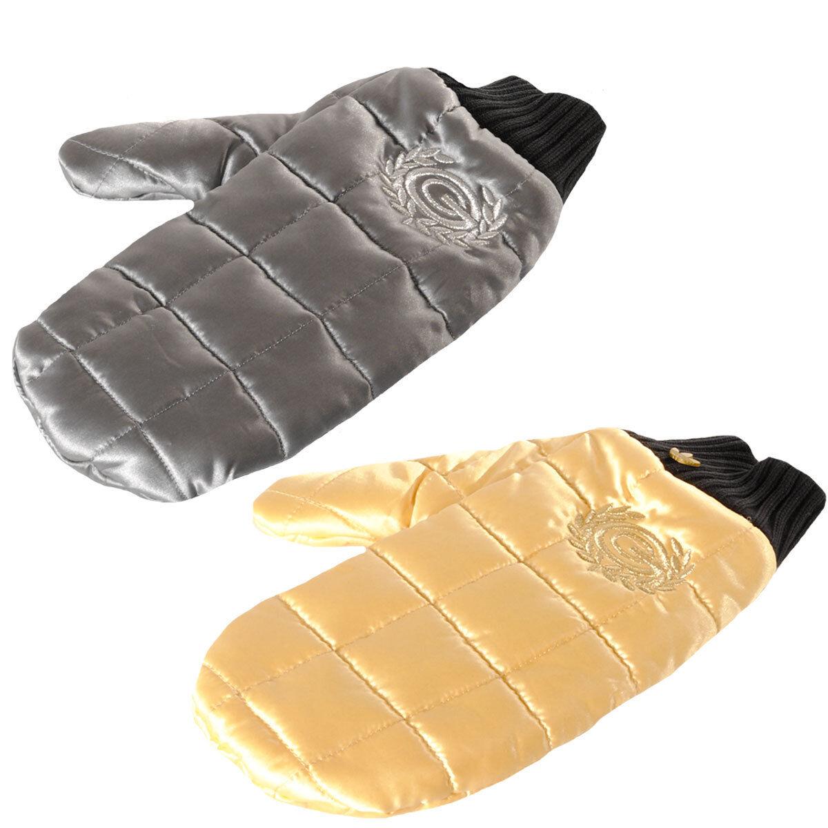 Damen Adidas Carlo Grubber Winter Ski Fäustlinge Snowboard Sport gepolsterte Handschuhe