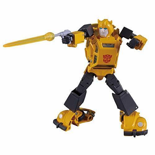 Transformers Masterpiece MP45 Bumblebee Ver.2.0 azione cifra w Tracre nuovo