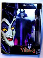 Disney Parks Exclusive Maleficent Villains 12 Collectible Doll W/doll Stand
