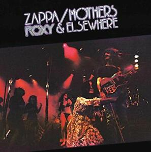 Frank-Zappa-The-Mothers-Roxy-And-Elsewhere-NEW-CD