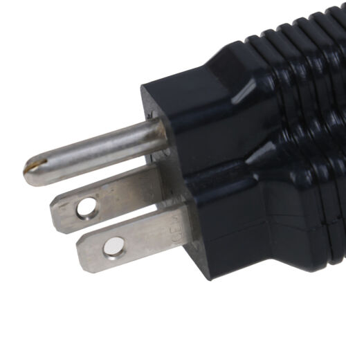 JF Household electrical adapter NEMA 5-15P male to NEMA 5-20R female adapter 15