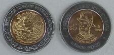 Mexiko / Mexico 5 Pesos 2010 Unabhängigkeit: Ignacio Allende p927 unz.