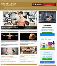 Abs Building Website Business For Sale Work From Home Internet Business