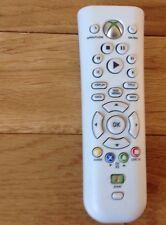 Auténtico Microsoft Xbox 360 Mini Control Remoto De Tv Dvd