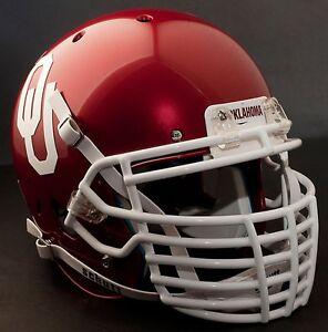 OKLAHOMA-SOONERS-Football-Helmet-FRONT-TEAM-NAMEPLATE-Decal-Sticker