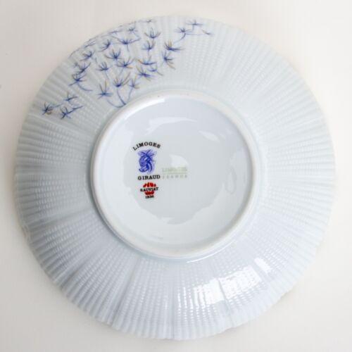 Fischdekor 19,6cm Dekor Nr 6 kleine Schüssel Durchmesser: ca Limoges France