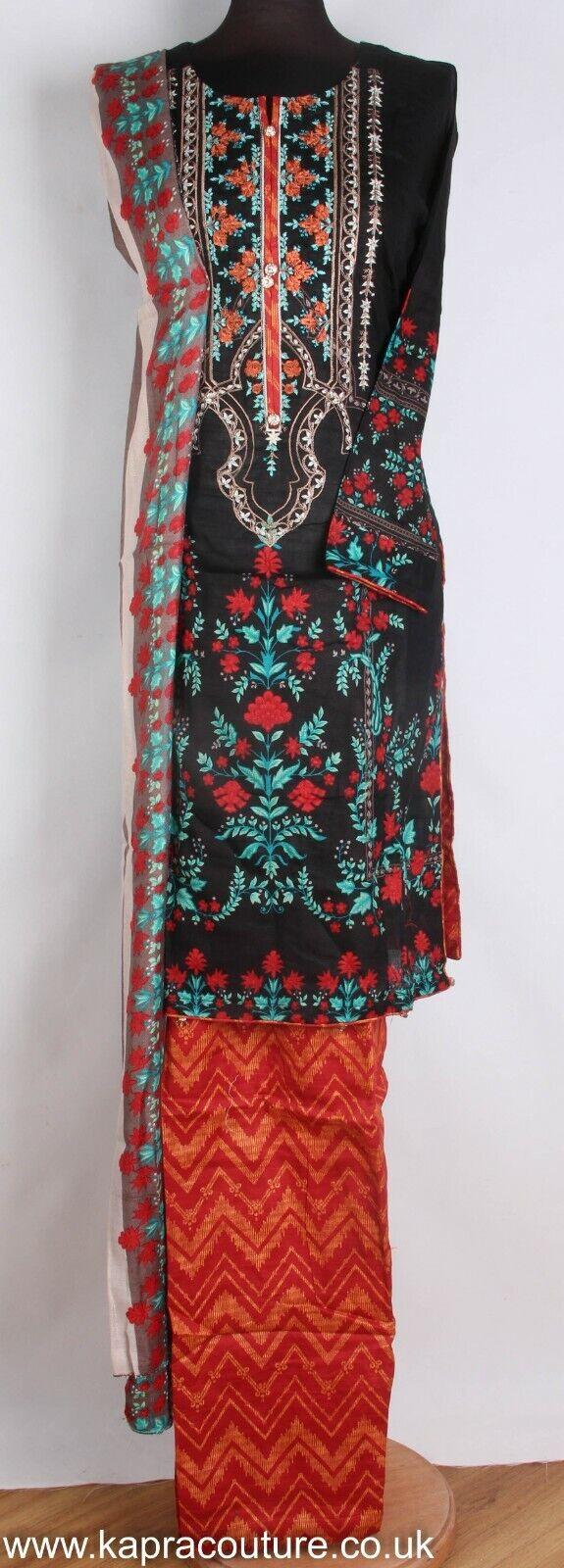 3 Piece Ready Made Khaddar Salwar Kameez with Wool Shawl
