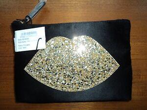 GlitterCon labbra Gold Custodia per scatola Guinness Lulu con cerniera lcT1KJF