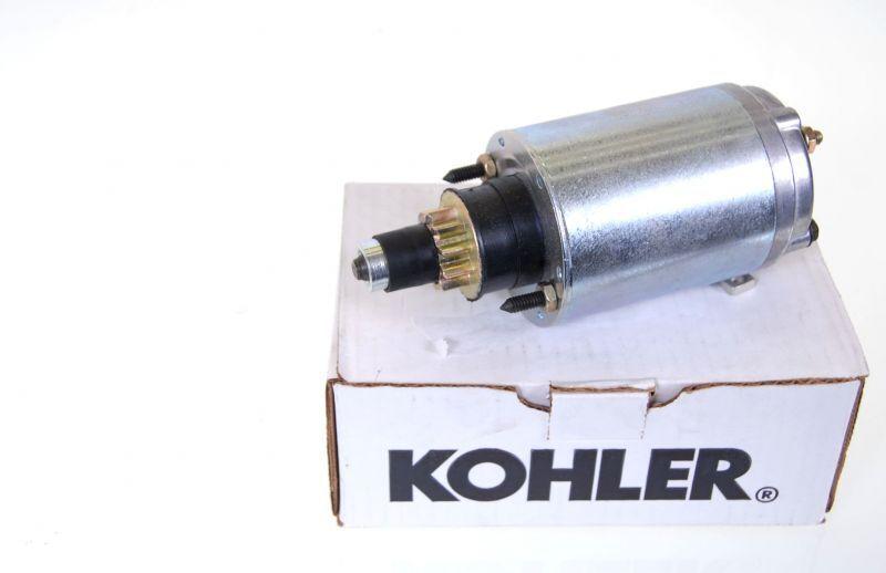 senza esitazione! acquista ora! AVVIATORE ORIGINALE PER TOSAERBA TRATTORI Kohler Kohler Kohler 4109806-s  44-18-012  migliore offerta
