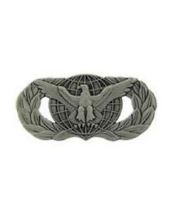 USAF-US-AIR-FORCE-PROTECTION-EAGLE-WREATH-WINGS-PIN-BADGE-1-75-INCHES