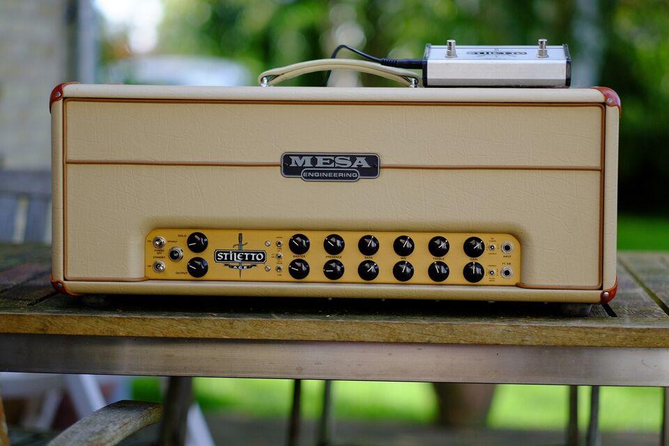 Guitartop, Mesa Stiletto Ace, 50 W
