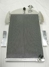 1934 - 1936 Chevy Pickup Truck Aluminum Radiator Chevrolet Street Rod 3 Row Core