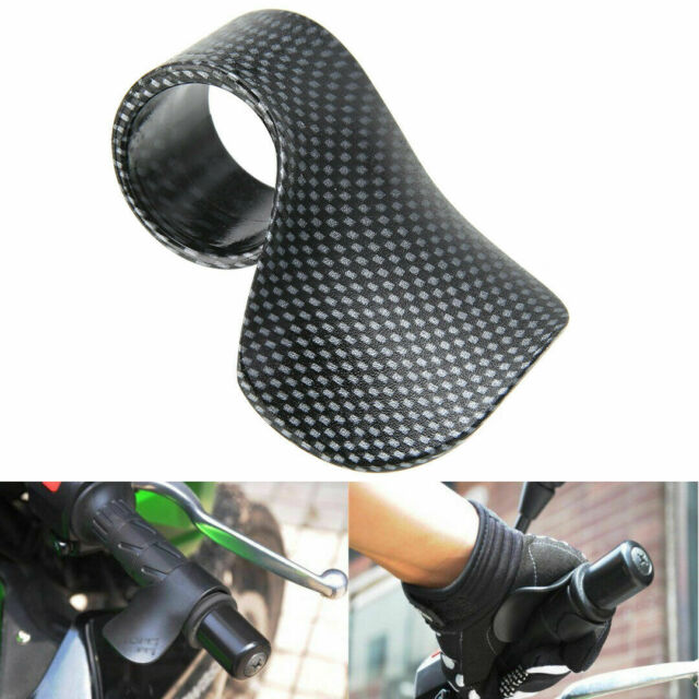 Universal Motorcycle Cruise Throttle Control Assist Wrist Rest Clamp