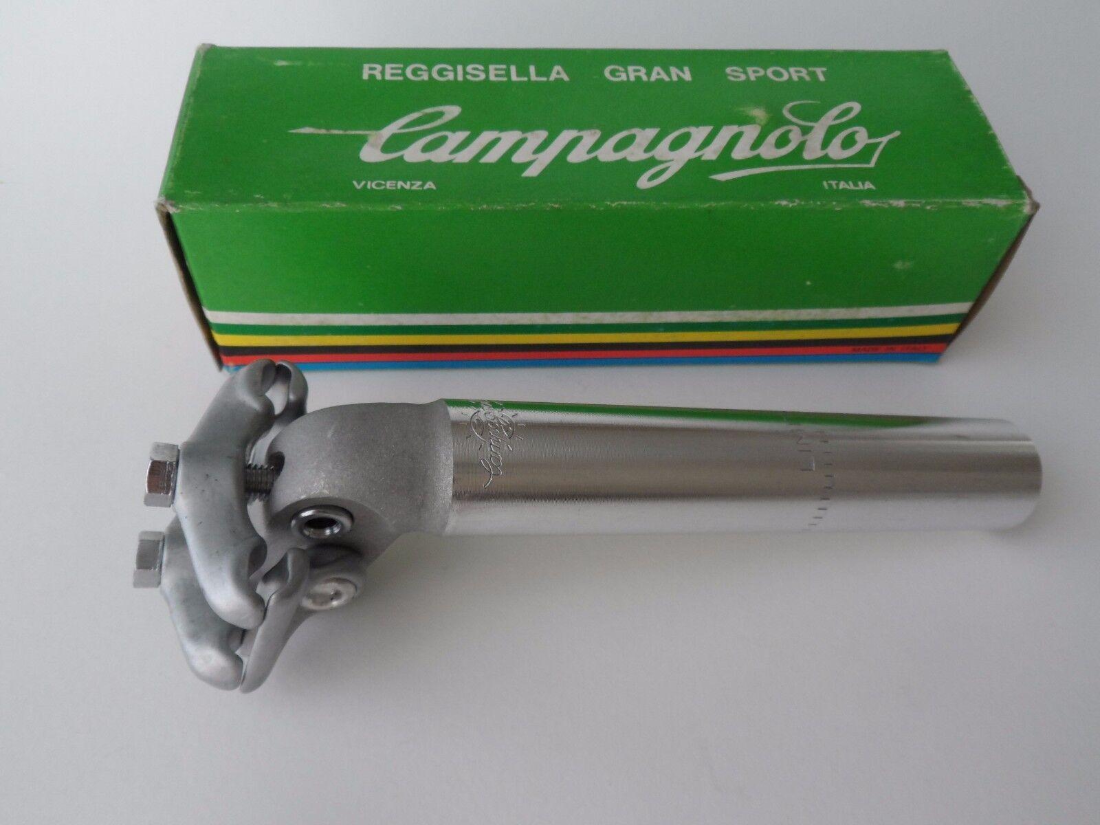 NOS Vintage 1970s Campagnolo Gran Sport  short alloy seatpost 26.2mm  reasonable price