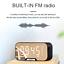 thumbnail 22 - Bosina Altavoz Portátil LED Inalámbrico Speaker con Bluetooth USB/AUX/FM Radio